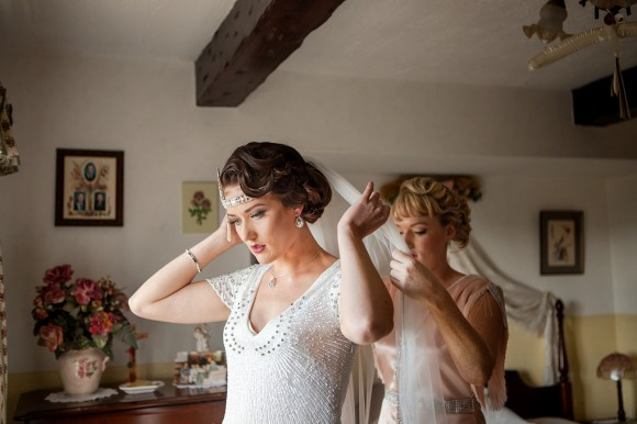 A Great Gatsby Inspired Wedding (c) Stanbury Photography (10)