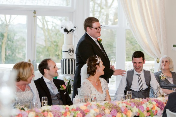 A Great Gatsby Inspired Wedding (c) Stanbury Photography (54)