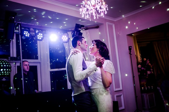 A Great Gatsby Inspired Wedding (c) Stanbury Photography (62)