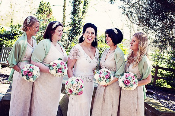 A Green & Gold Wedding at The Villa (c) Teresa C Photography (41)