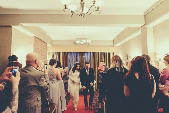 A PersonalWinter Wedding at The Chimney House (c) Shutter Go Click Photography (20)