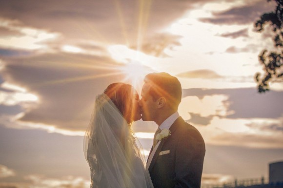 golden. pronovias for a romantic wedding at rockliffe hall – emma & mark