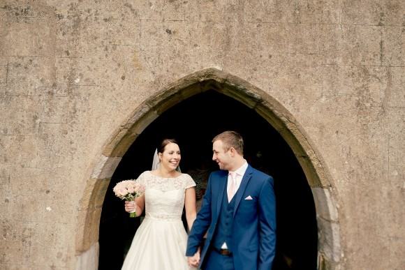 building on a blank canvas. a cute village hall wedding in the north west – vicki & colin