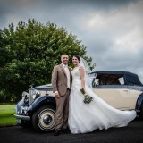 A Foodie Wedding at Beeston Manor (c) H2 Photography (40)
