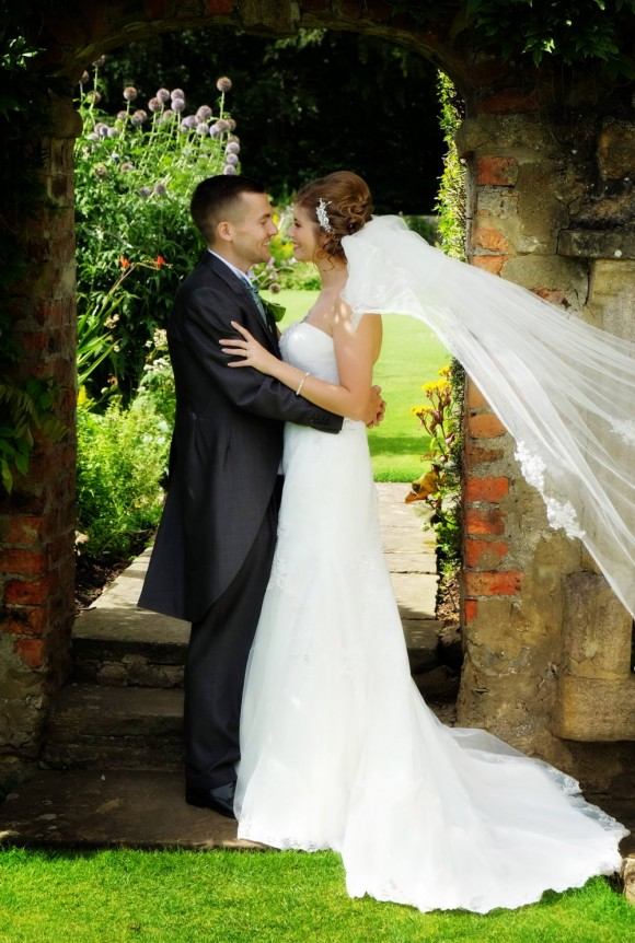 A Garden Wedding at Headlam Hall (c) Tim Stewart Photography (37)