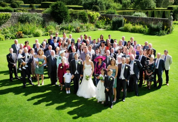 A Garden Wedding at Headlam Hall (c) Tim Stewart Photography (48)