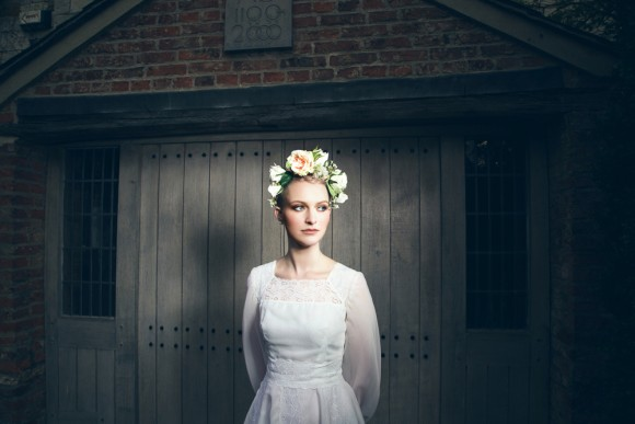 A Glory Days Vintage Styled Shoot in Yorkshire (c) Luke Bell  (13)