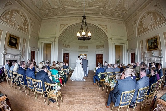 A Romantic Wedding at Nostell Priory (c) Chris Chambers Photography (18)
