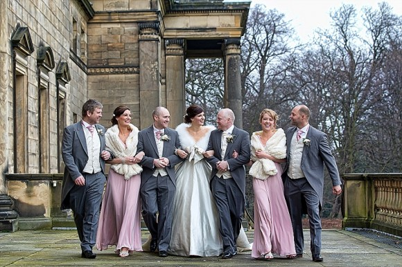 A Romantic Wedding at Nostell Priory (c) Chris Chambers Photography (27)