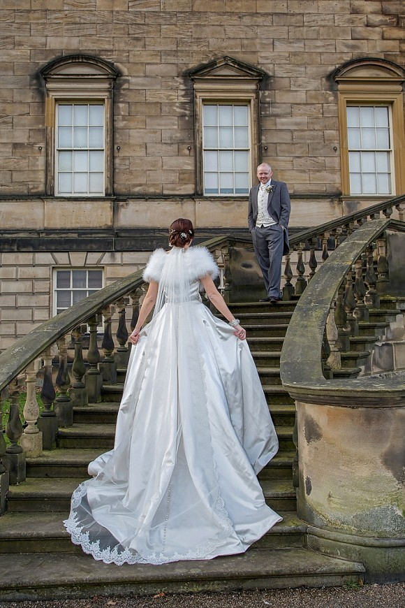 A Romantic Wedding at Nostell Priory (c) Chris Chambers Photography (29)