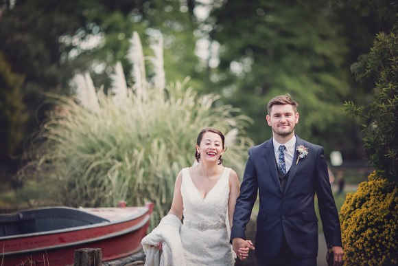 wild at heart. a shabby chic wedding at chester zoo – sam & dan