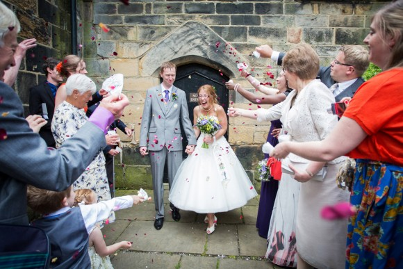 A Summer Garden Vintage Wedding in Yorkshire (c) Olivia Brabbs Photography (27)