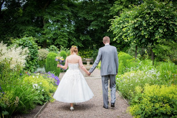 A Summer Garden Vintage Wedding in Yorkshire (c) Olivia Brabbs Photography (37)