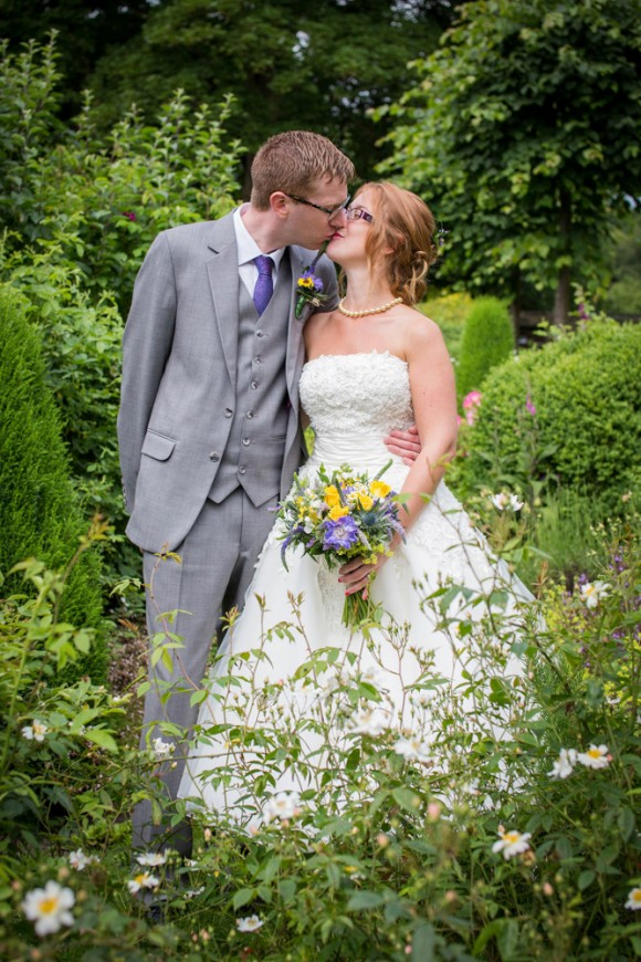 A Summer Garden Vintage Wedding in Yorkshire (c) Olivia Brabbs Photography (39)