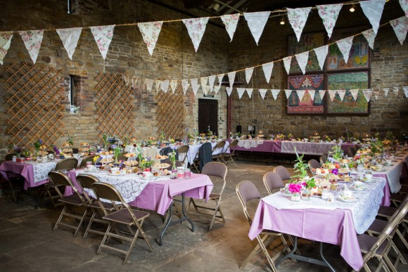 A Summer Garden Vintage Wedding in Yorkshire (c) Olivia Brabbs Photography (44)