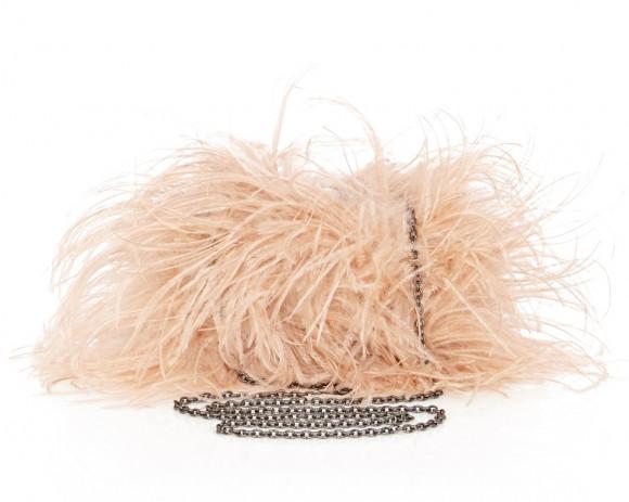 Coast Ostrich Bag
