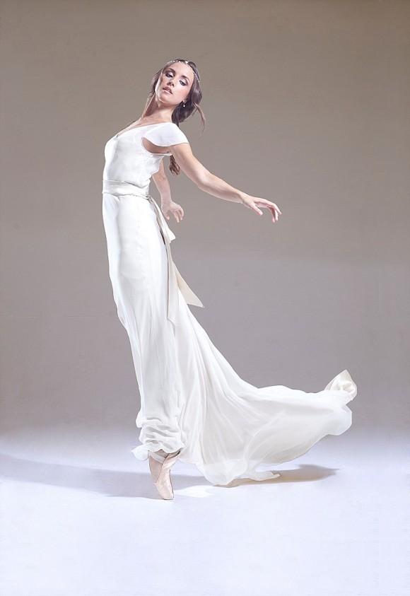 Lily Chiffon - dancing