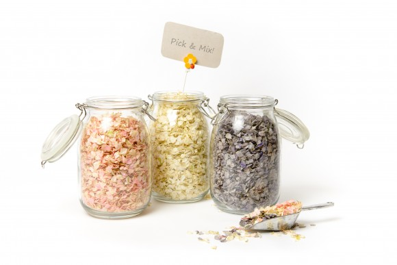 ShropshirePetals.com Pick and Mix - Candyfloss, Icing Sugar and Lady Grey£11.50 per litre each