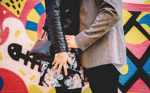 A Colourful Northern Quarter Engagement (c) Steve Bridgwood Photography (19)