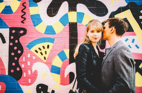 A Colourful Northern Quarter Engagement (c) Steve Bridgwood Photography (20)