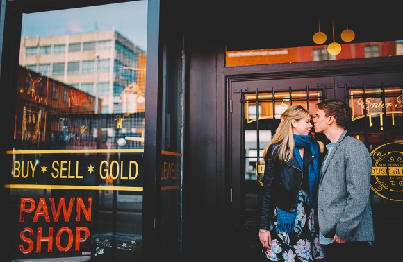 A Colourful Northern Quarter Engagement (c) Steve Bridgwood Photography (24)