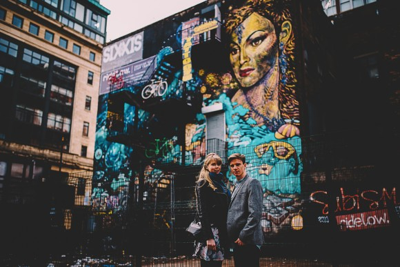 A Colourful Northern Quarter Engagement (c) Steve Bridgwood Photography (28)