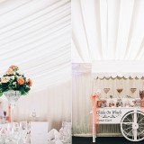 A Glam Coral Wedding at The Thistle (c) Rachel Victoria Photography (13)