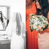 A Glam Coral Wedding at The Thistle (c) Rachel Victoria Photography (18)