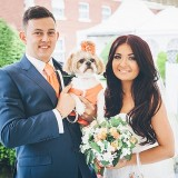 A Glam Coral Wedding at The Thistle (c) Rachel Victoria Photography (29)
