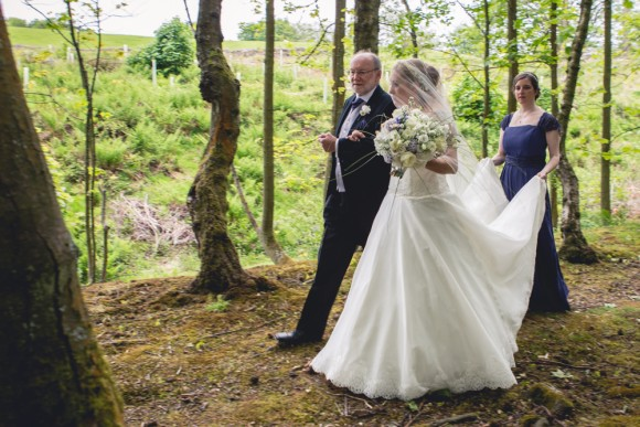 A Magical Outdoor Wedding in Northumberland (c) Jonathan Stockton Photography (8)