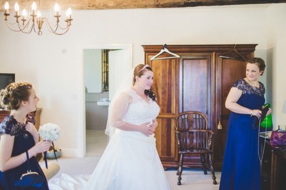 A Pretty Blue Wedding at The Plough (c) Jess Reeves Photography (13)