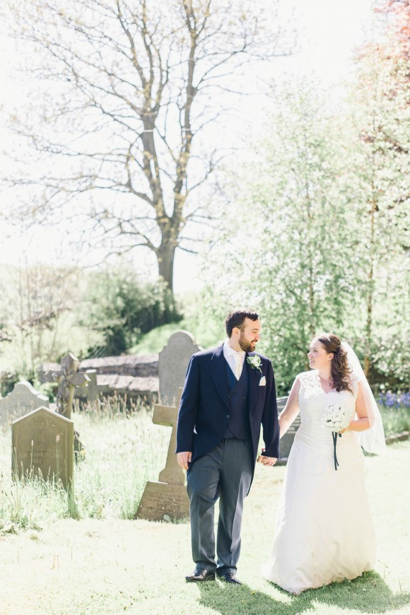 A Pretty Blue Wedding at The Plough (c) Jess Reeves Photography (29)