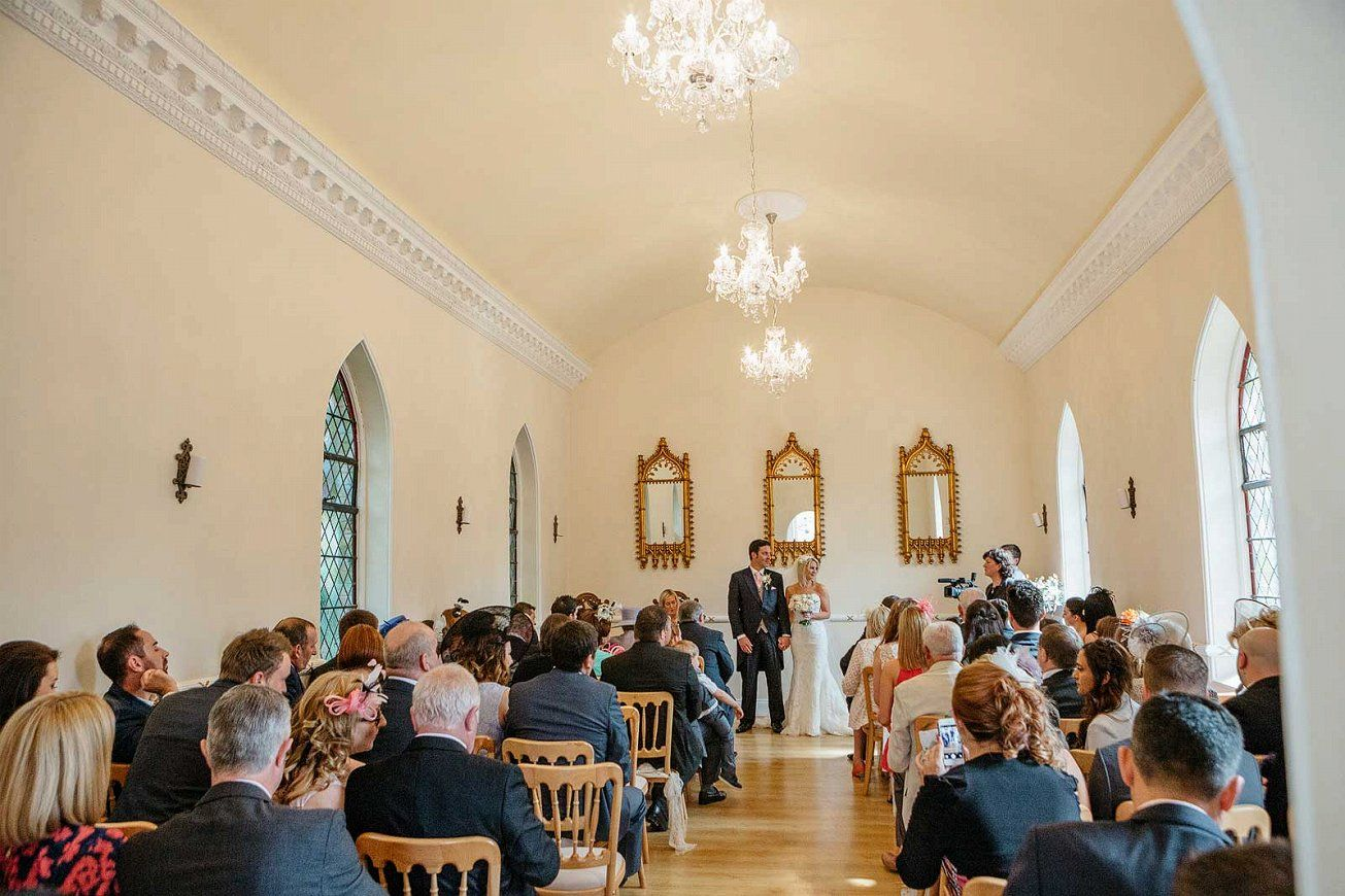 An Italian Inspired Wedding With Touches Of Lace At Eshott