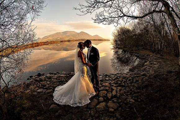 A Romantic Winter Wedding in the Lake Dirstrict (c) Savid Lawson Photography (28)
