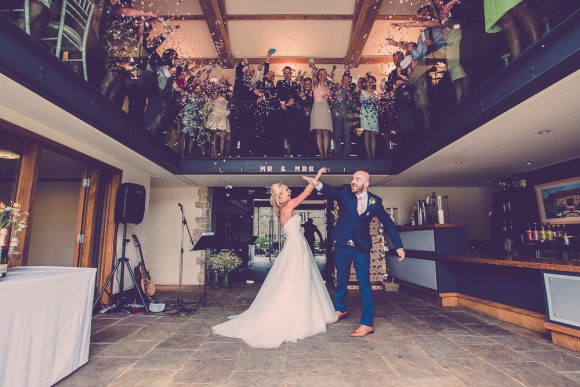 A Sweet Wedding at Priory Cottages (c) Hayley Baxter Photography (38)