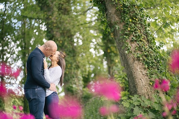 An engagement shoot at The Alnwick Garden (c) Julie Barron Photography  (15)