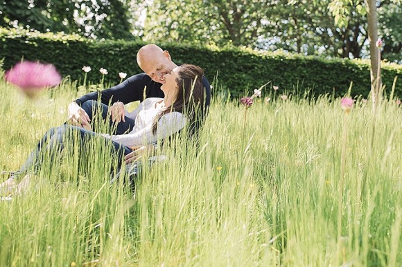 An engagement shoot at The Alnwick Garden (c) Julie Barron Photography  (19)