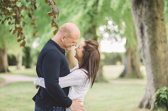 An engagement shoot at The Alnwick Garden (c) Julie Barron Photography  (7)