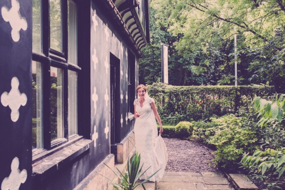 Claire Pettibone for a pastel wedding in Lancashire (c) Hayley Baxter Photography (10)