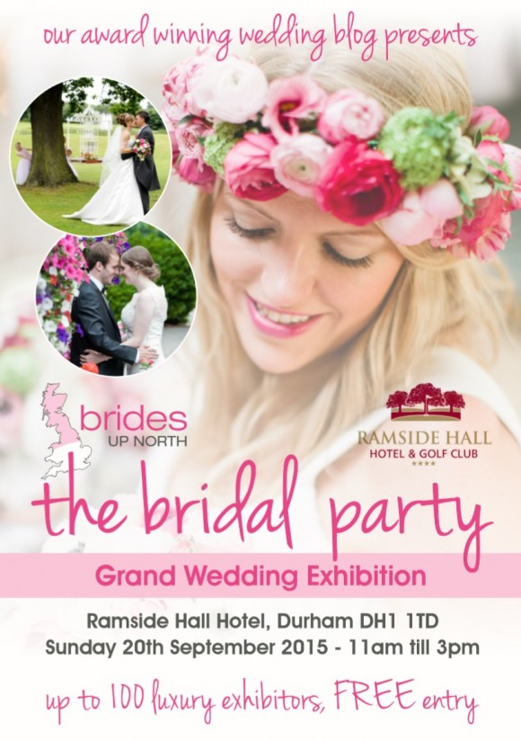 this sunday! you are invited to the bridal party!