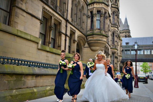 A Manchester Town Hall Wedding by Julie Fortune Photography (17)