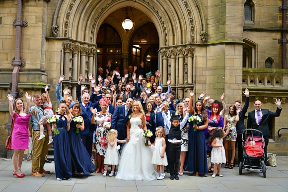 A Manchester Town Hall Wedding by Julie Fortune Photography (27)