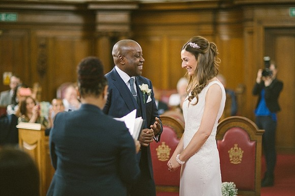 A North South Wedding at Islington Town Hall (c) Georgina Martin (42)
