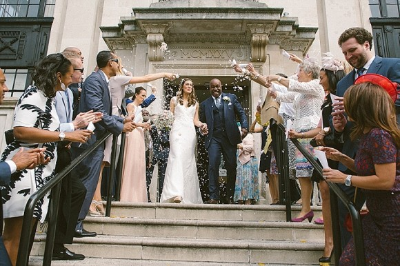 A North South Wedding at Islington Town Hall (c) Georgina Martin (48)