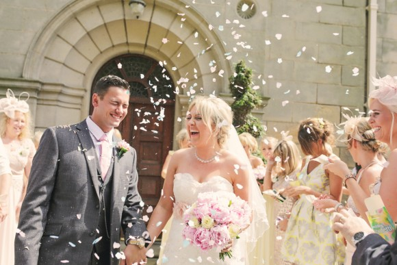 A Pretty Pastel Wedding at Wynyard Hall (c) Helen Russell Photography (26)