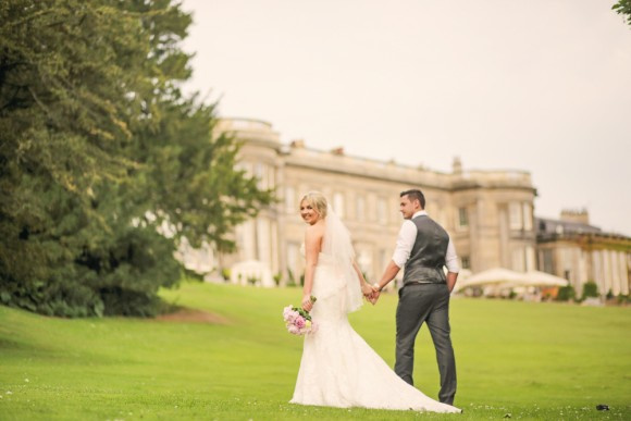 A Pretty Pastel Wedding at Wynyard Hall (c) Helen Russell Photography (72)