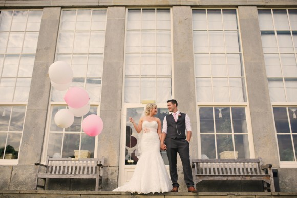 pastels & peonies. mori Lee for an oh so pretty wedding at wynyard hall – caitlin & matthew