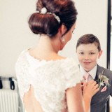 A Pretty Pink Wedding at Newton Hall (c) Paul Liddement Wedding Stories (25)
