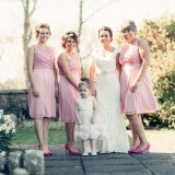 A Pretty Pink Wedding at Newton Hall (c) Paul Liddement Wedding Stories (29)