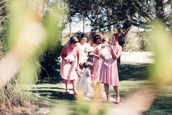 A Pretty Pink Wedding at Newton Hall (c) Paul Liddement Wedding Stories (36)